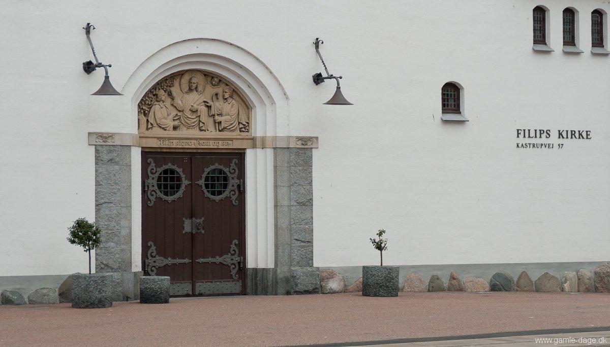 philips kirken på amager