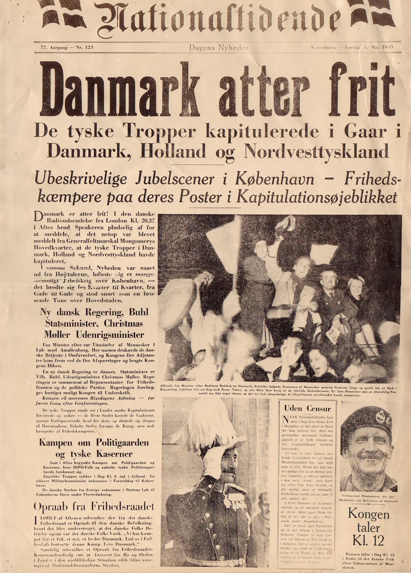 første kvindelige minister i danmark